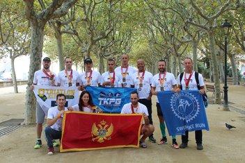 Triatlonci Barselona