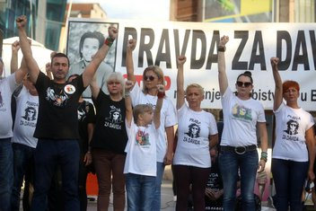 Banjaluka, protest, David Dragičević