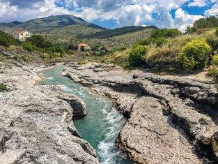 Cijevna, rijeka