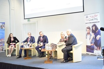 Kongresu Evropskog udruženja priređivača igara na sreću EUROMAT, Ljubljana