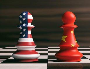 SAD I Kina, trgovinski rat