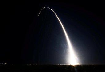 NASA satelit led