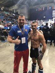 Goran Radonjić i Dejvid Kajević