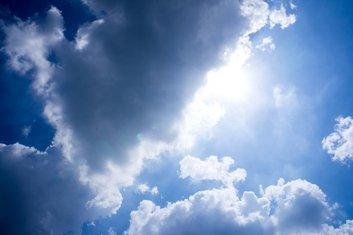 oblaci, vremenska