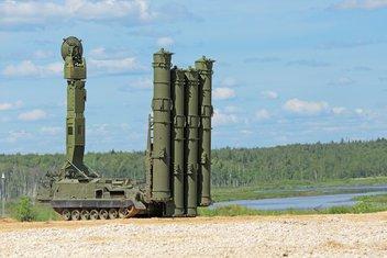 Rakete S-300