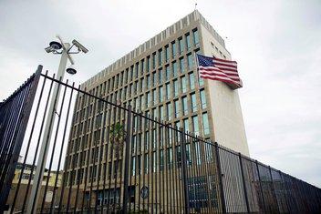 Ambasada SAD, Kuba