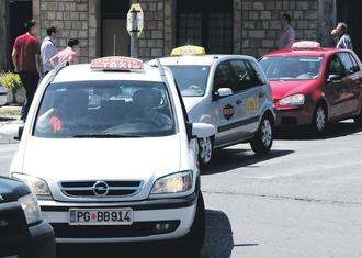Taxi Podgorica (novine)