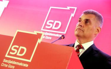 Lider Socijaldemokrata Ivan Brajović