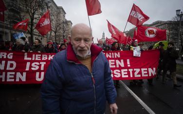 Demonstracije socijalističkih i komunističkih partija u Berlinu