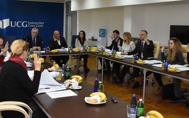 Sa sjednice Upravnog odbora