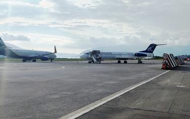 Uzletište na Aerodromu Tivat