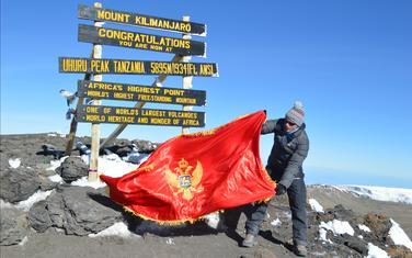 Sa vrha Kilimandžara