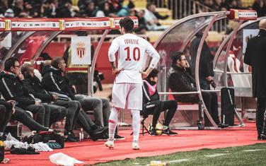 Stevan Jovetić se sprema da uđe u igru