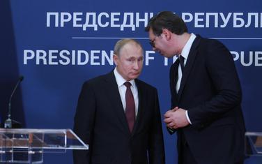 Putin i Vučić