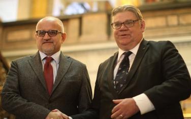 Darmanović i Soini