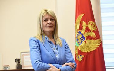 Ministarka nauke Sanja Damjanović