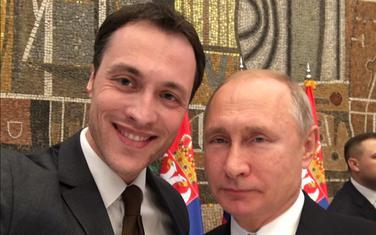 Milačić i Putin