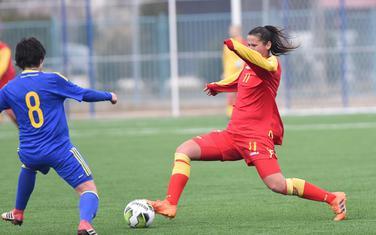 Ženska fudbalska selekcija