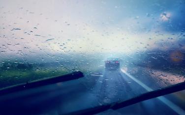 kiša, putevi