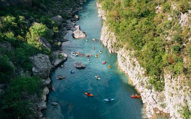 Morača je potencijalno Emerald i Natura 2000 područje