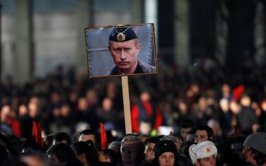 Sa dočeka Putinu u Beogradu