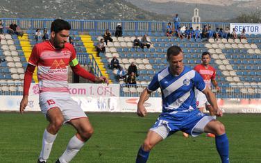 Luka Merdović postigao je gol za Sutjesku