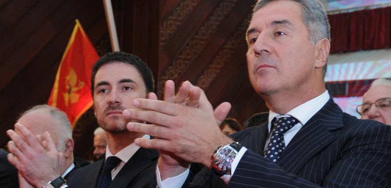 Bogdanović i Đukanović