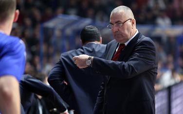 """""""Prave ekipe ponavljaju ista izdanja zaredom"""": Jasmin Repeša na utakmici sa Realom"""