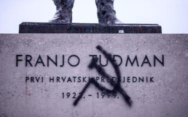 Franjo Tuđman spomenik