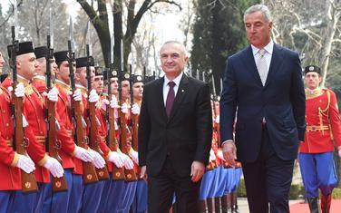 Meta i Đukanović