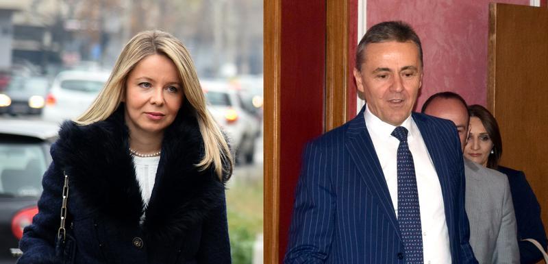 Irena Radović, Radoje Žugić