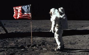 Oldrin je kada je kročio na Mjesec kazao: Veličanstvena pustoš