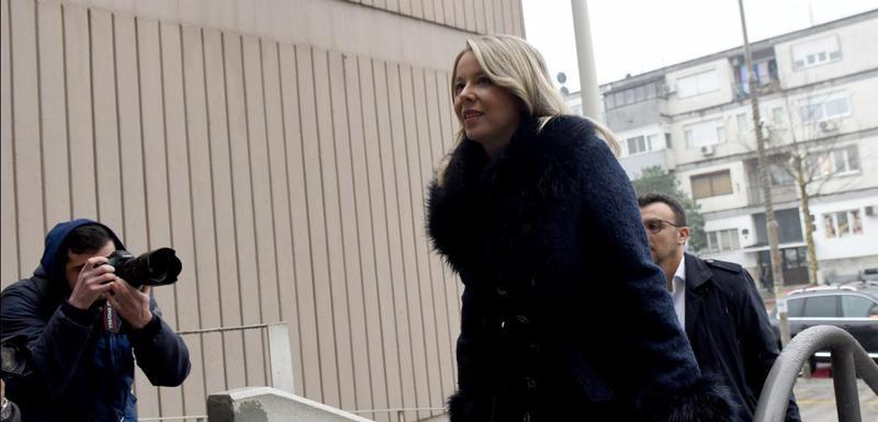 Radović ispred Osnovnog suda