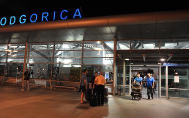 Putnika više nego u Sarajevu: Aerodrom Podgorica