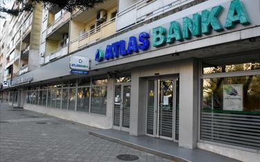 Atlas banka u Podgorici
