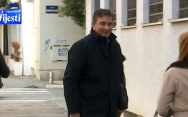 Medojević ispred Višeg suda