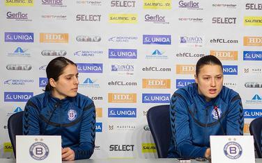Marina Rajčić i Đurđina Jauković