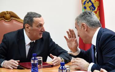 Šaranović i Đukanović