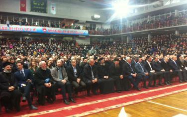 Sa Svetosavske akademije u Bijelom Polju