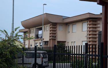 Centar za azilante u Spužu