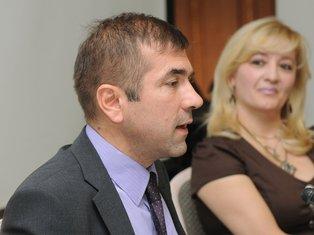 Ljiljana Krivokapić, Vladimir Pavićević