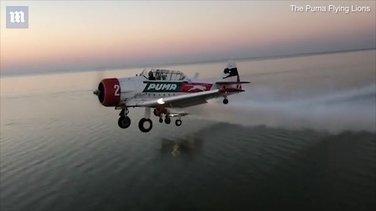 Slijetanje aviona