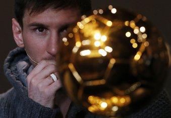 Zlatna lopta, Leo Mesi