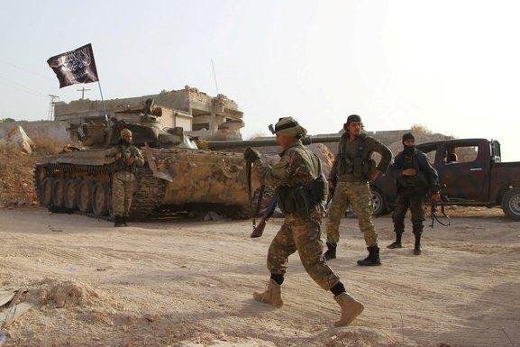 Idlib, al Nusra
