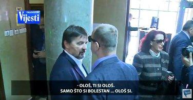 Miodrag Vuković, Milan Knežević