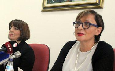 Milena Perović Korać, Milka Tadić Mijović