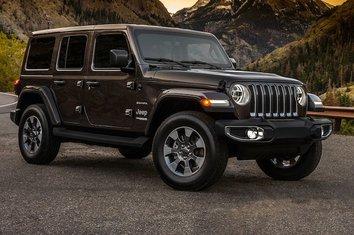Jeep Wrangler (Novine)