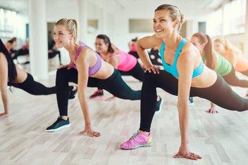 fitnes, vježbanje