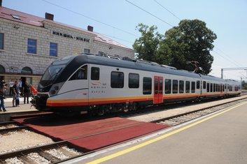 Željeznički prevoz