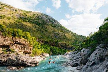 Balkan Rivers Tour, Morača